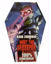 rob zombie wants to sell you some candy tom hollands terror time
