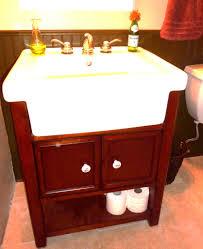 Red Bathroom Vanity Units by Home Decor Farmhouse Bathroom Vanities Tile Flooring For Living