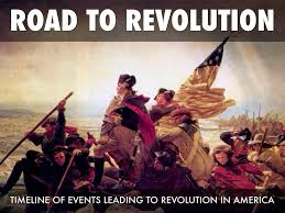 Revolutionary War Memes - road to revolution timeline by hjones