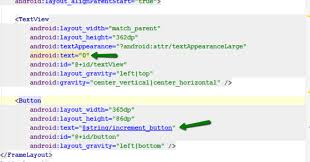 android textview layout gravity java a simple android app for learning alternate stack