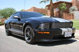 2007 Mustang Gt Black For Sale American Muscle Cars