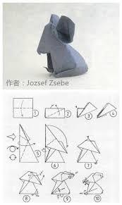 origami orchid tutorial chinese 简单可爱的折纸考拉折纸教程 更多折纸图纸免费下载 simple