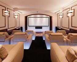 Home Theatre Lighting Houzz - Home theater lighting design