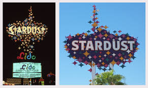 Eye On Design Aiga Eye On Design Las Vegas Neon Museum Stardust Before And After