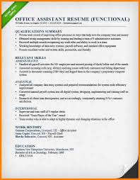 Software Skills For Resume 10 Summary Of Skills For Resume Foot Volley Mania