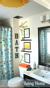 little boy bathroom decor best boys themes ideas on nautical shark