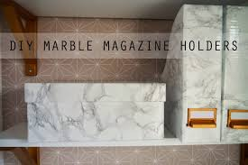 Ikea Storage Boxes Diy How To Make Marble Storage Boxes Part Two