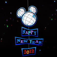 New Year Decorations Printable by The Disney Diner Free Printable New Year U0027s Mickey Mouse Glitter