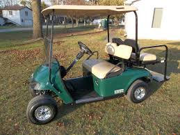 golf carts current inventory indiana white county