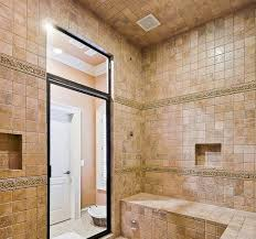 Travertine Bathrooms Noce Travertine Tiles Sefa Stone