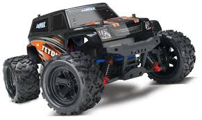 monster jam rc truck traxxas latrax teton 1 18 4wd brushed rtr truck u2013 fordham hobbies