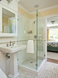 Small Bathroom With Corner Showers Telecure Me Bathroom Tub And Shower Designs