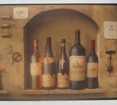 Burgundy Wine Cellar - wine bottles bordeaux burgundy wine cellar wallpaper borders 10 1
