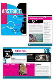 Adobe Indesign Email Newsletter Template