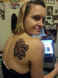 grey warden tattoo by rikkuxstrife on deviantart