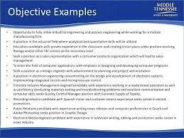 resume objective exles for service crew resume workshop mtsu career countdown