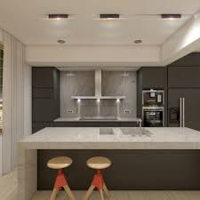 Kitchen Rail Lighting Apartments Beautiful Lounge Room With En Line Lighting And Rail