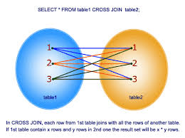 sql query join tutorial sql cross join w3resource
