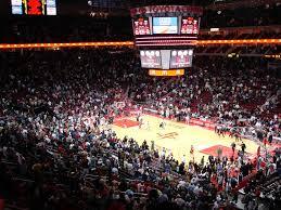 toyota center seemyseats com stadium u0026 arena seating reviews photos and