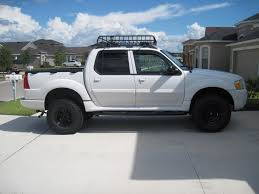 Ford Explorer Lifted - black ford explorer sport trac lifted image 208