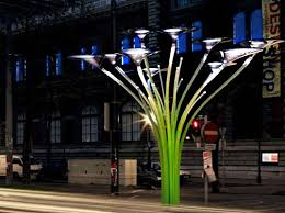 ross lovegrove solar trees in vienna inhabitat green design