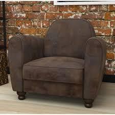 fauteuil club couleur finlandek fauteuil en tissu club ikainen marron ressort