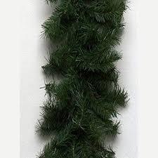 Unlit Artificial Christmas Trees Canada by Shop Vickerman 100 Ft Indoor Outdoor Canadian Pine Artificial