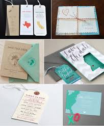 creative save the dates picks on paper creative save the dates and etiquette