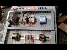 100 wiring diagram panel ats dan amf perakitan dan