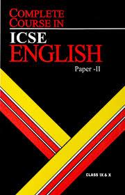 amazon in buy icse complete course english paper ii ix u0026 x book