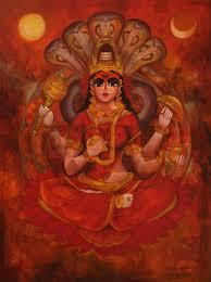 goddess lakshmi paintings mahalaxmi art for sale indianartideas