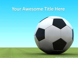 free soccer powerpoint template free soccer match powerpoint