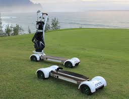 golfboard electric golf scooter gadget flow