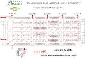 floor plan china international starch and starch derivatives