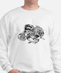 bmw airhead sweatshirts cafepress
