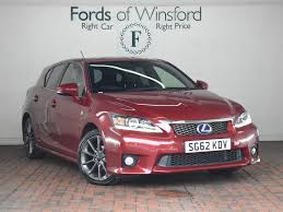 lexus ct200h hacks used lexus ct cars for sale in manchester greater manchester