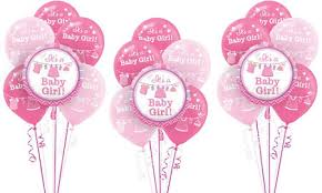 baby shower for a girl it s a girl baby shower party supplies party city