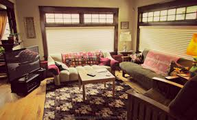 prairie style home living room interior colors for craftsman style homes with