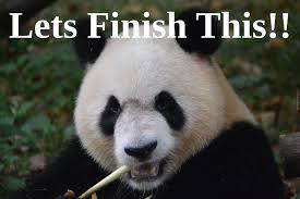 Panda Meme - panda meme lets finish this by sirenwatchersex meme center