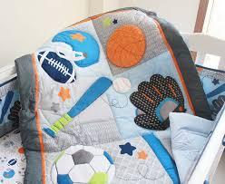Crib Bedding Sets Boy Lovely Sports Crib Bedding Sets Home Inspirations Design