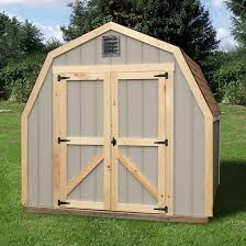 quality outdoor structures t0808sv wood storage shed 8 ft x 8 ft