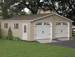 2 car garage garages 2 car garages two car garage br 24 wide amish