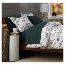 amazon com pinzon lightweight cotton flannel duvet cover full