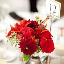 Red Roses Centerpieces Red Floral Centerpieces
