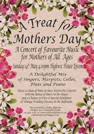 mother s mothers day concert cathie harroplastest shows
