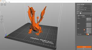 Home Design 3d Smart Software by Diy 3d Printing Prusacontrol A New Software Interface From Prusa3d