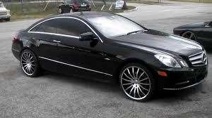 2013 mercedes e350 coupe dubsandtires com 2012 mercedes e class e 350 coupe review 20 inch