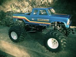 toy bigfoot monster truck boyer bigfoot monster truck by budhatrain