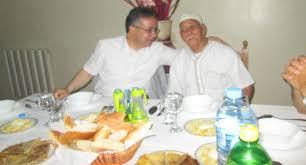 cuisine mostaganem mostaganem le wali rompt le jeûne avec les personnes âgées à debdeba