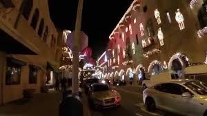 downtown riverside festival of lights festival of lights in downtown riverside ca 11 29 2014 youtube
